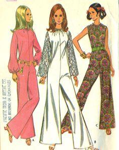 Vintage 60s McCalls 2084 Misses American Hustle by RomasMaison
