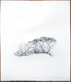 Laurel Holmes: Sentient IX Ed. 3/12: fine art | StateoftheART Black And White Tree, South African Art, Game Lodge, Office Art, Fine Art Paper, Monochrome, Original Artwork, Art Prints, Landscape
