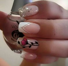 Love Nails, Nailart, Manicure, Beauty, Nail Stickers, Colorful Nails, Pretty Nails, Work Nails, Enamel