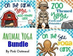 yoga theme bundles