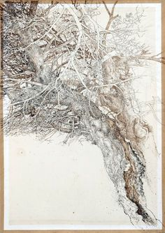 By Jean-Pierre Velly [+]  Arbre V; 1990    see also:http://www.velly.org/Gallery.html fosr more of his works