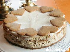 Krydret cheesecake med pepperkaker | Det søte liv