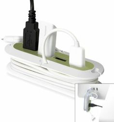 Quirky® Contort USB Hub and Cord Manager on shopstyle.com