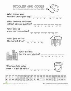 crack the code penguin facts codebreaker worksheet free worksheets for kids pinterest. Black Bedroom Furniture Sets. Home Design Ideas