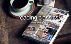 Love classics, I'm currently reading the Sherlock Holmes novels and short stories!