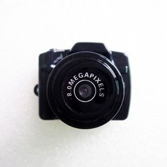 The Smallest Mini HD 720P Spy Digital DV Camera Video Recorder Camcorder Y3000 8 MegaPixel 8MP Mini Camera Recorder