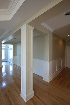 basement on pinterest newel posts basement stairs and basement