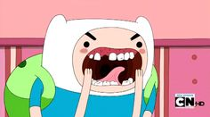 Discover & share this Adventure Time GIF with everyone you know. GIPHY is how you search, share, discover, and create GIFs. Adventure Time Gif, Land Of Ooo, Finn The Human, Jake The Dogs, Time Pictures, Your Spirit Animal, Marceline, Animated Gif, Memes