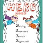 Take a look at my blog: www.youngteacherlove.blogspot.com for awesome ways to use this super cute Superhero Binder Cover!     Scrappin Doodles Licens...