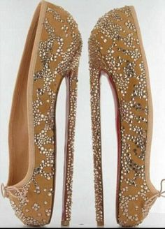 Louboutin's the ballerina