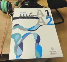 Español ELElab A1-A2 / Juan Felipe García Santos (director) ; Gloria García Catalán, Alba Mª Hernández Martín, Antonio Re - Salamanca : Ediciones Universidad de Salamanca, 2013 - 1 libro + 1 Cd