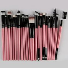 GET $50 NOW | Join RoseGal: Get YOUR $50 NOW!https://www.rosegal.com/makeup-brushes-amp-tools/22-pcs-nylon-eye-lip-766379.html?seid=11048975rg766379