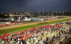 Vodacom Durban July Handicap at Greyville Racecourse (marquees and hospitality tents) Durban South Africa, Those Were The Days, Old Photos, Tourism, Dolores Park, Tents, Travel, Hospitality, Image
