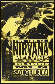 Nirvana & Melvins