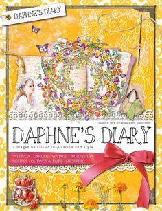 Daphne's Diary, Magazine and webshop, Daphne's Diary edition 04 2014 EN - Daphne's Diary