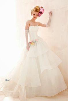 vestidos para novia corte princesa  boda  Pinterest  Búsqueda y ...