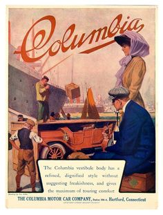 Columbia Motor Car Co.