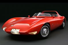 Concept cars of the past 1962_Chevrolet_Corvair_Monza GT