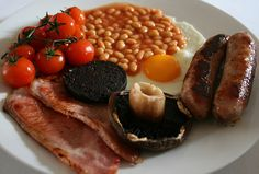 Ooooh YES Full English Breakfast ! That's just for starters