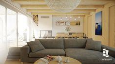 Návrhy interiéru od Interiérového štúdia CU-Interiors - Inderior Design Ideas