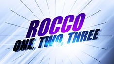Rocco - One,Two, Three (2003)