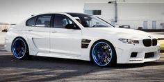 Hamann Mission BMW M5 F10 on PUR LX09 > Constructeur : BMW - Supercharged