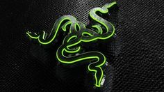 Razer logo wallpaper