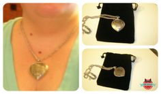 Necklace from Nadine West Subscription Box