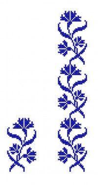 Cross Stitch Borders, Simple Cross Stitch, Cross Stitch Flowers, Cross Stitch Designs, Cross Stitching, Cross Stitch Patterns, Hand Embroidery Patterns Flowers, Folk Embroidery, Cross Stitch Embroidery