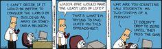 Dilbert Classics by Scott Adams for Feb 25, 2017 | Read Comic Strips at GoComics.com