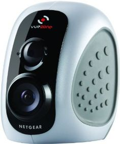 Netgear VZCM2050-100NAS VueZone Add-On Motion Detection Camera (Black/Gray),$89.99