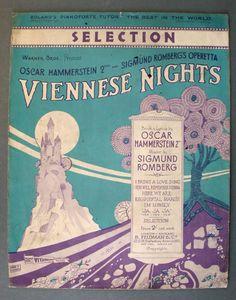 Viennese nights: selection - The Bill Douglas Cinema Museum