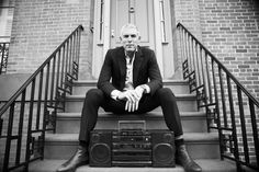 Lyor Cohen once served as the road manager for Run DMC, touring with the group from 1984 to 1987.