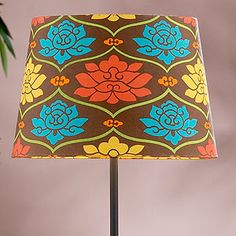 Love this lamp shade