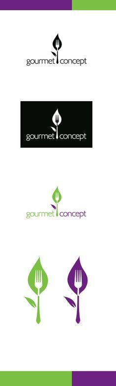#Logo Gourmet Concept