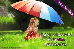BANCO DE IMAGENES GRATIS: Día Internacional de la Niña - 11 de Octubre de 2014 - Felicidades a todas las peques en su día
