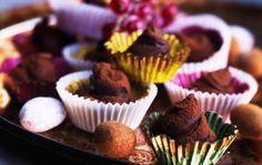 Helpot tryffelit Baking, Anna, Desserts, Food, Tailgate Desserts, Deserts, Bakken, Essen, Postres