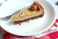 Op zoek naar een heel lekker (taart) recept voor 5 december? Maak dan deze overheerlijke kruidnoten cheesecake, succes gegarandeerd!