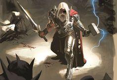 La nouvelle version de Thor par Jason Aaron et Esad Ribic est un classique instantané.