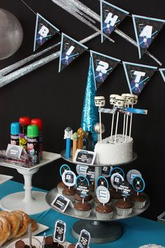 star wars party and party printables