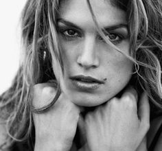 VIOLET MUST: Becoming Cindy Crawford | #THEVIOLETFILES | @VioletGrey