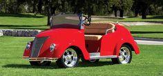 Custom Golf Cart 52