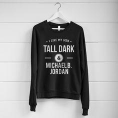 Tall, Dark, Michael B. Jordan Fleece