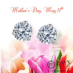 Give Mom a little bit of sparkle this Mother's Day! Nothing beats a timeless gift. ~kml