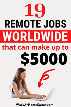 Searching for the best remote job opportunities? Here's a list of 19 companies with remote jobs at home. Get started with these work from home jobs today. Work From Home Companies, Work From Home Jobs, Companies Hiring, Find Work, Earn Money Online, Cool Websites, Extra Money, Get Started, Searching