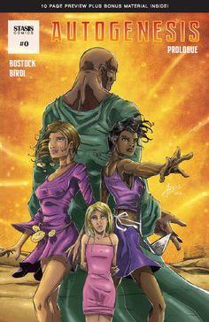 Ceej Says... Autogenesis #0 (Stasis Comics)