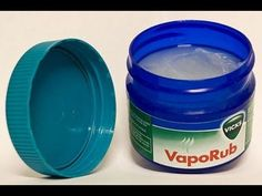 We think that there isn't one person in the world that hasn't heard about Vicks VapoRub. We're sharing with you some unusual uses for Vicks VapoRub. Vicks Vaporub, Vicks Rub, Manicure Diy, Manicures, Vapo Rub, Uses For Vicks, Nail Infection, Chest Congestion, Nails At Home