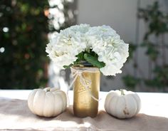 Neutral fall baby shower