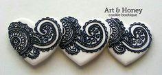 Hearts by Art & Honey