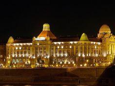 """The Grand Budapest Hotel"" Gellért Szálló - Hotel Gellért - прототип ""The Grand Budapest Hotel"" - У. Андерсон. 2014"